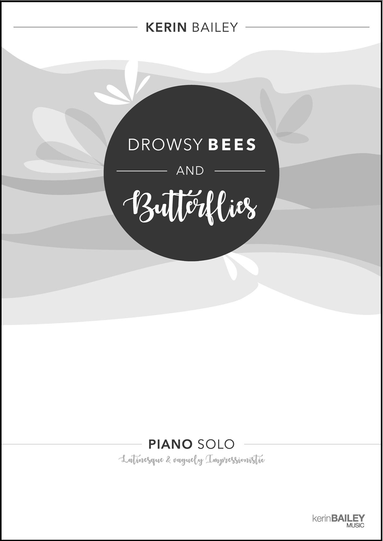 Drowsy Bees cover