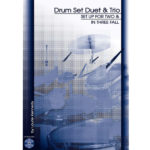 Drum Set Duet and Trio Book Cover