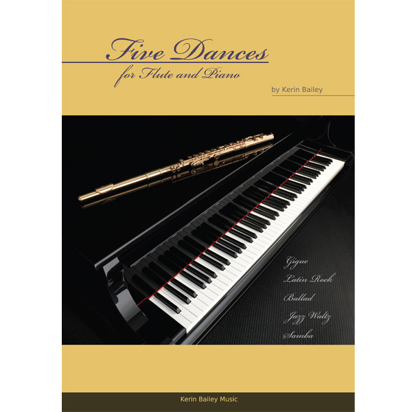 Five Dances Book Cover