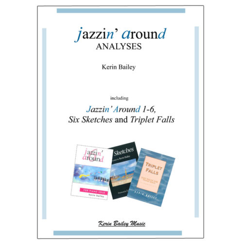 Jazzin' Around Analyses Book Cover