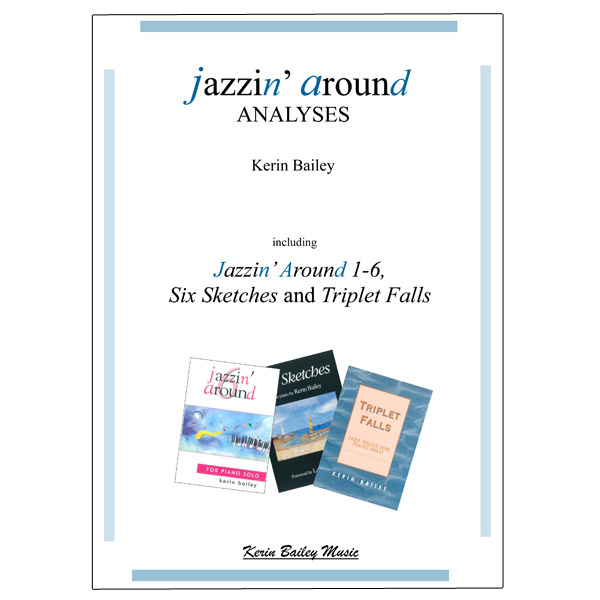 Jazzin' Around Analyses Book Cover