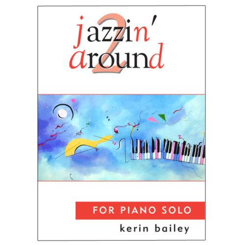 Jazzin' Around 2 Book Cover