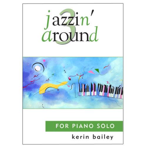 Jazzin' Around 3 Book Cover