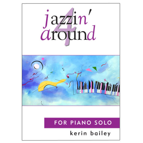 Jazzin' Around 4 Book Cover