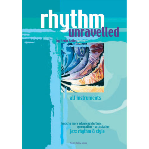 Rhythm Unravelled Book Cover