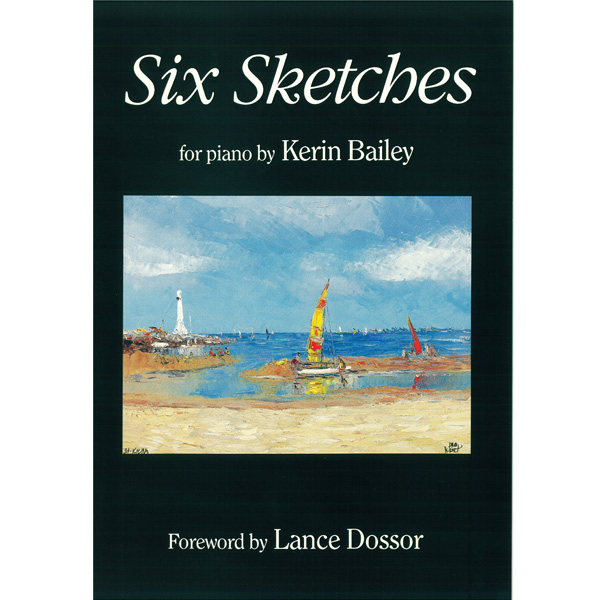 Six Sketches Book Cover