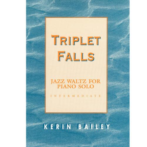 Triplet Falls Book Cover