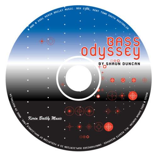 Bass Odyssey CD