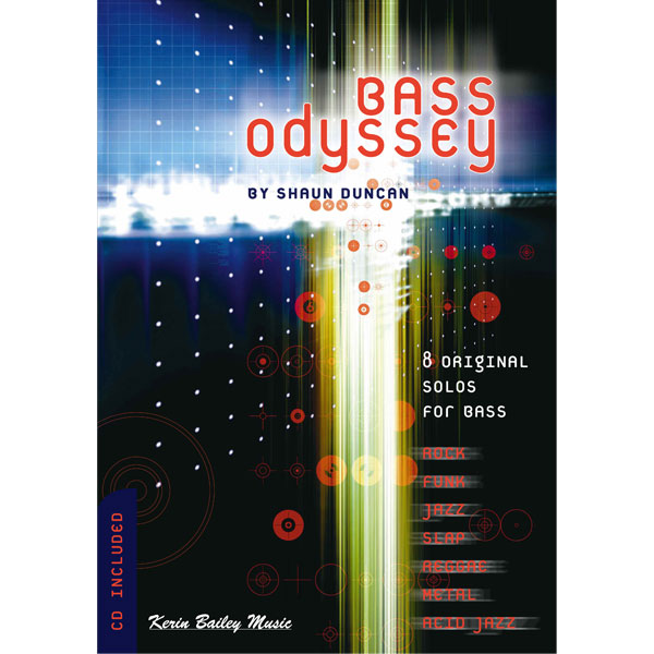 Bass Odyssey Book Cover