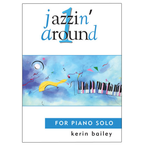 Jazzin' Around 1 Book Cover
