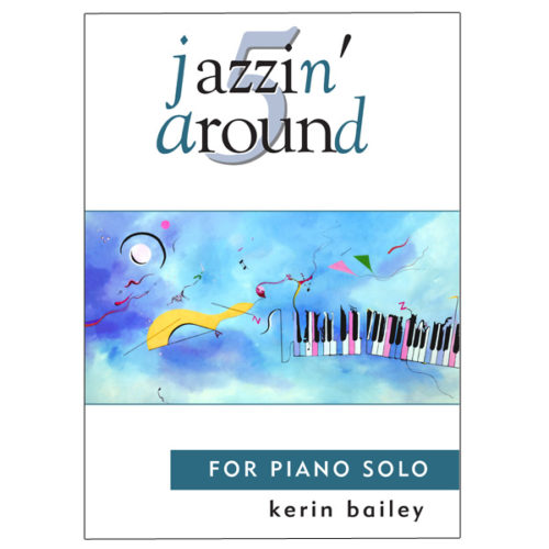 Jazzin' Around 5 Book Cover
