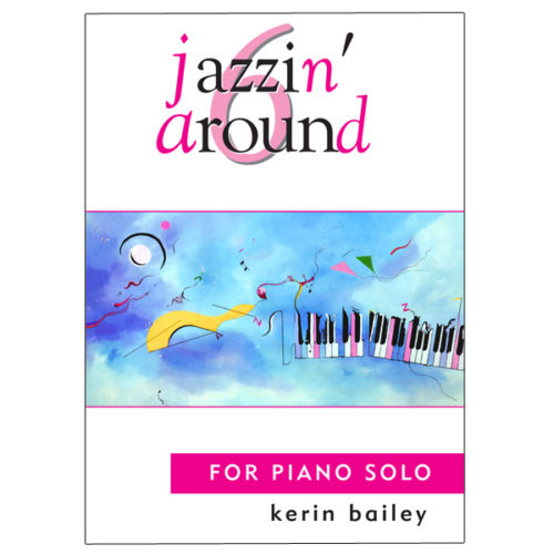 Jazzin' Around 6 Book Cover